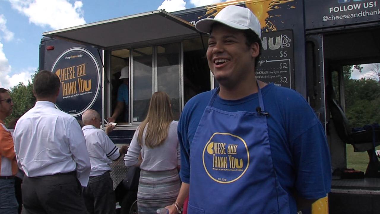 New food truck in Indianapolis provides job opportunities for adults with disabilities