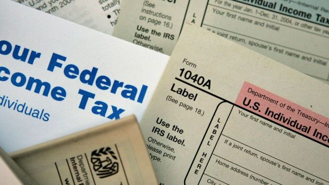 I-Team: Taxpayers having problems at IRS office