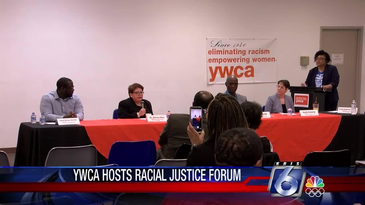 YWCA Racial Justice Forum
