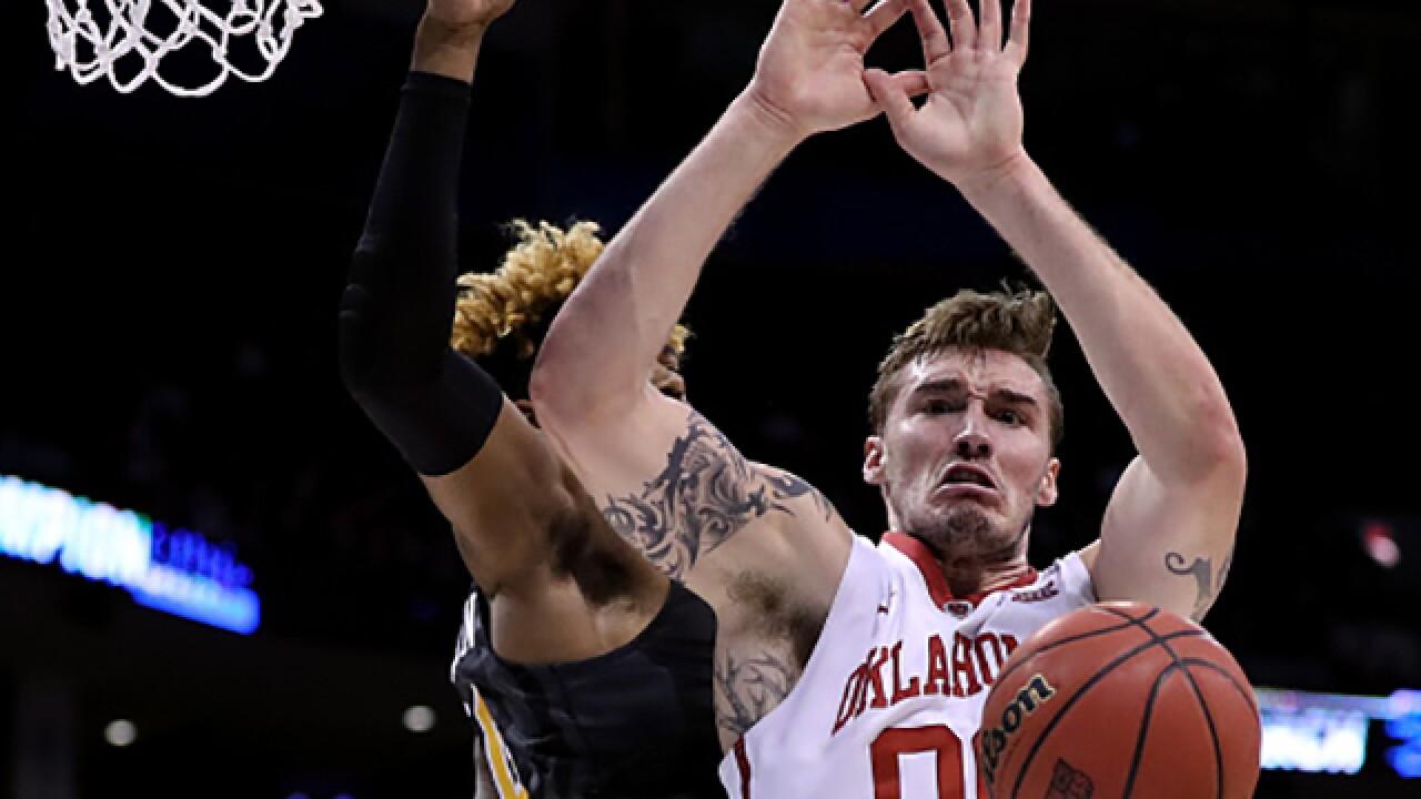 Sooners vs VCU in NCAA Tournament