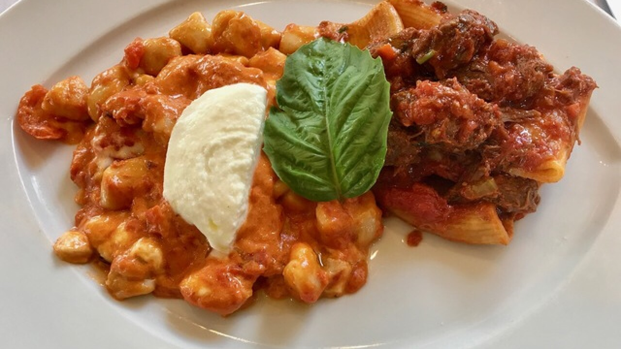 Where to get authentic Italian Food in PBG