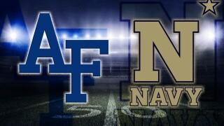 Air Force Navy Football