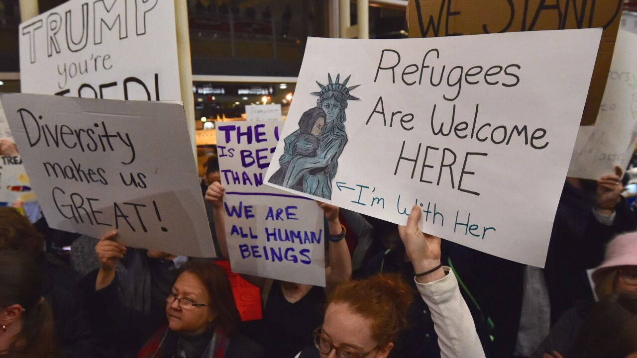 Motion to challenge President Trump immigration order in Virginia granted