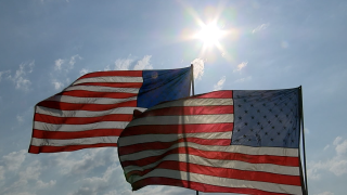 American Flag 9/11