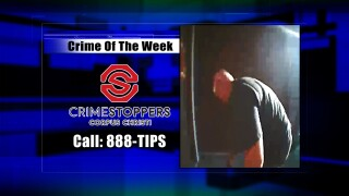 Crime Of The Week: November 28th