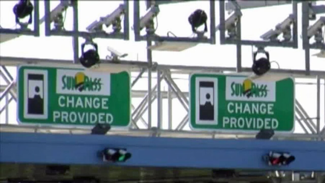 Florida Dept  of Transportation to reinstitute late SunPass