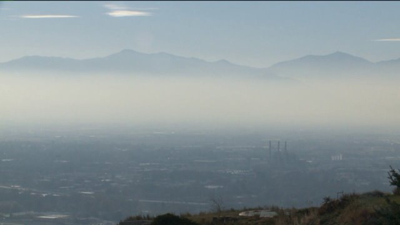 Experts provide tips on how to improve air quality