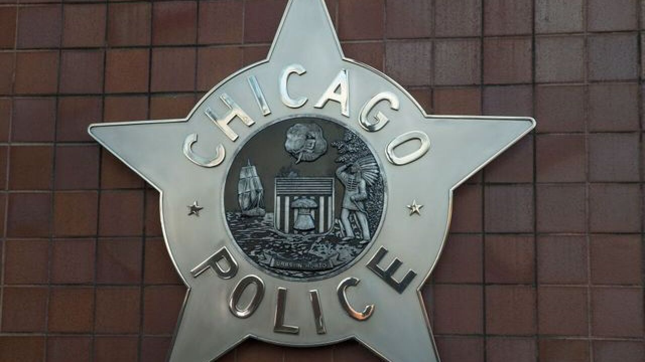 Police: 2 people shot, killed by Chicago officer