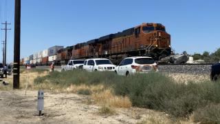 Fatal Edison Highway Train Accident
