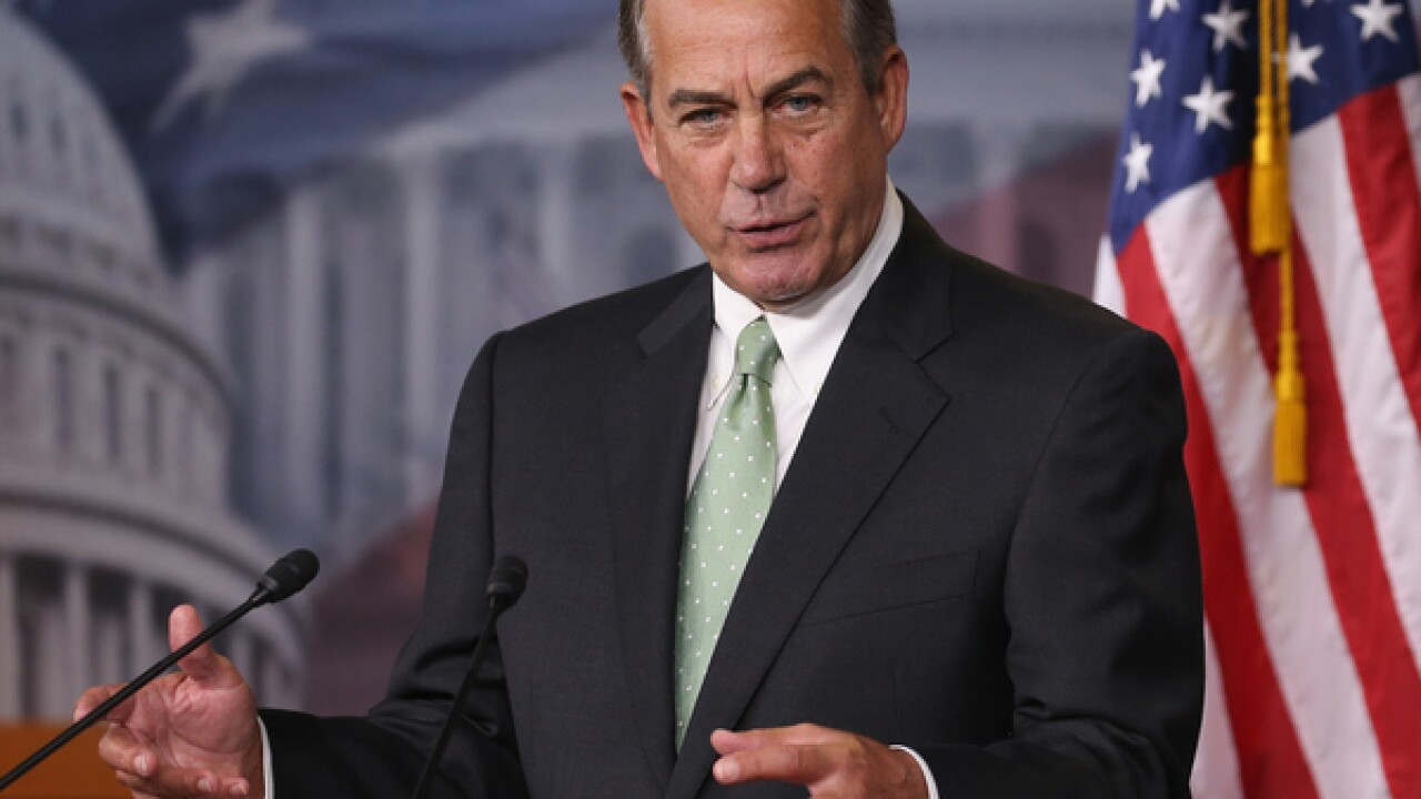 Key moments: Moves that made Boehner's career