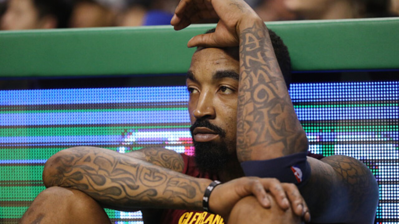 JR Smith wants a trade from Cleveland Cavaliers, ESPN reports