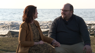 Cleveland couple finds love during the COVID-19 pandemic
