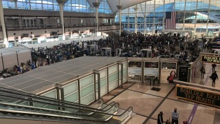 DIA travel issues