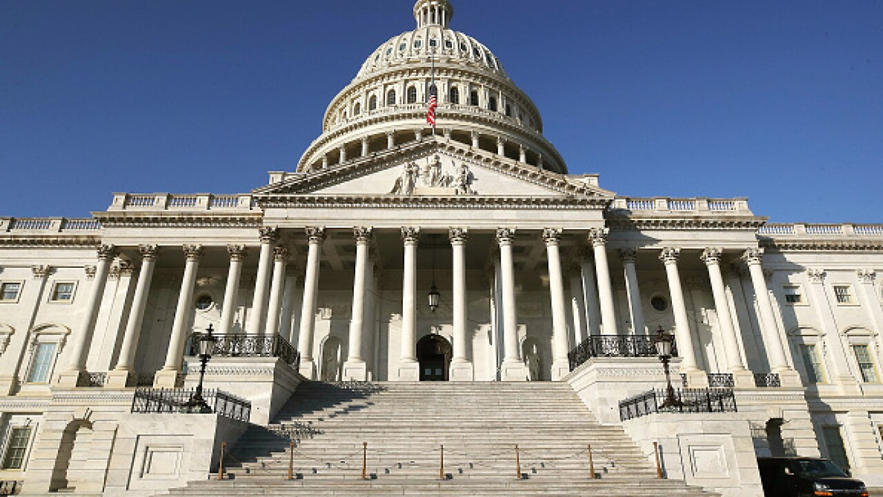 Scenes At the Capital During Partial Shutdown Before Congress Changes Hands