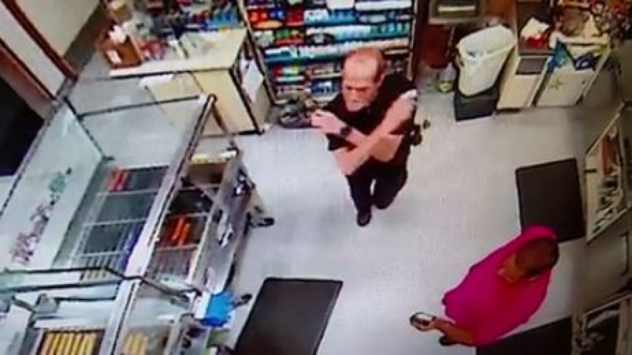 Surveillance video catches Pleasant Grove police officer dancing in7-Eleven
