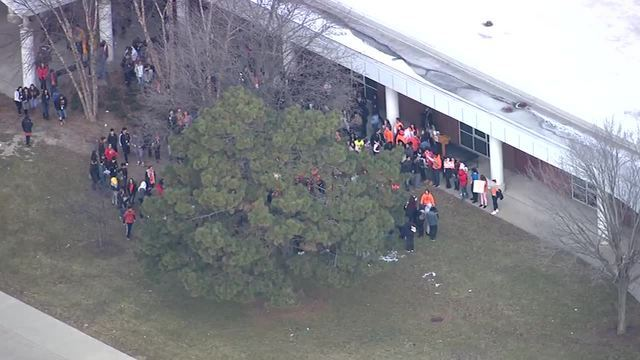 PHOTOS: Metro Detroit students participate in national school walkout protests
