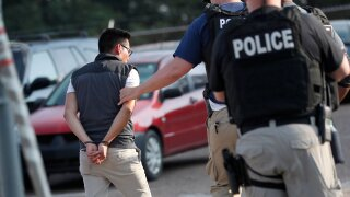 600 immigrants arrested at several food processing plants in Mississippi