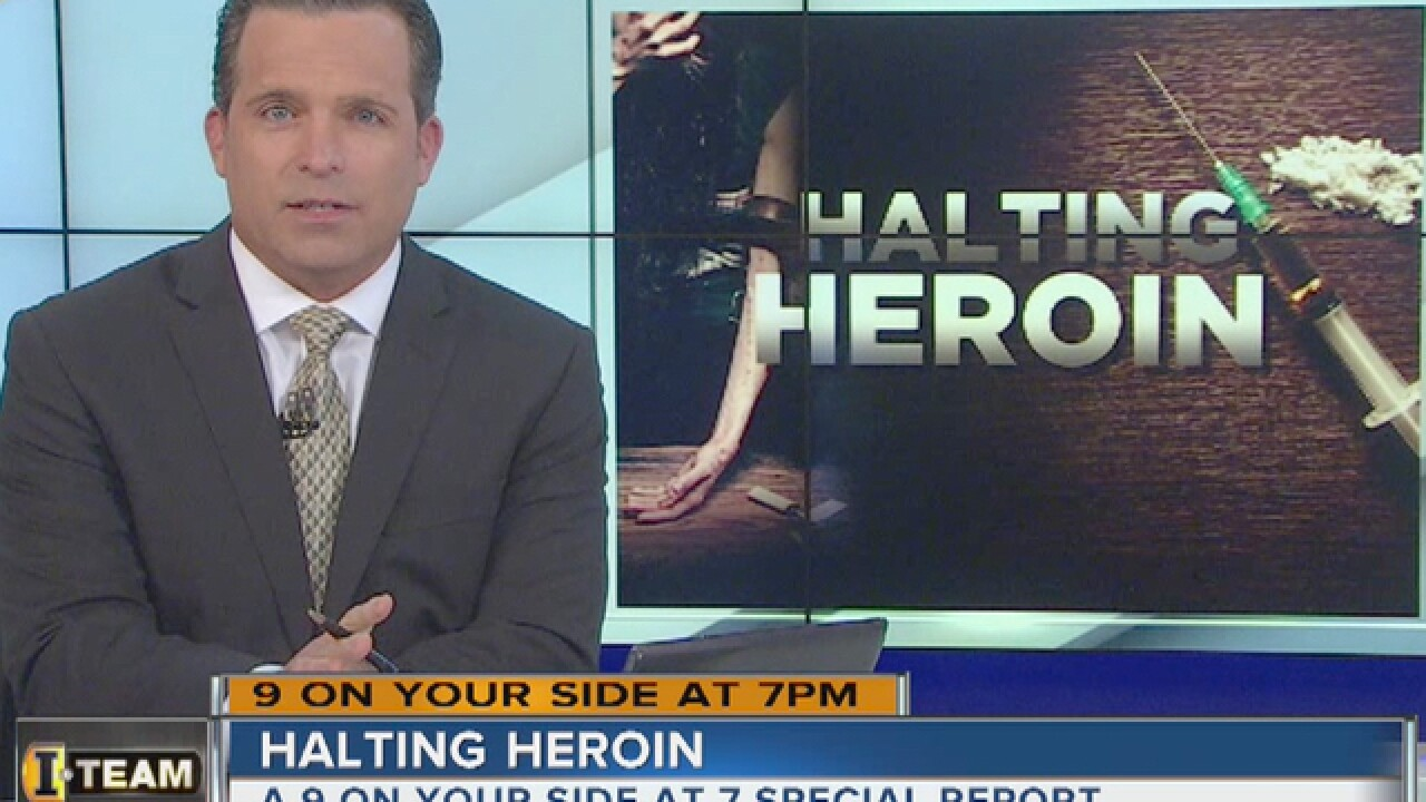 WATCH LIVE: Halting Heroin special report