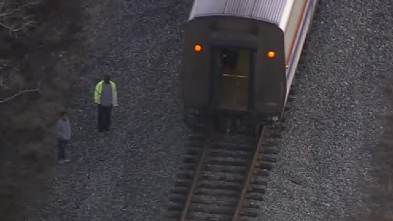 11YO killed by train in Polk Co.
