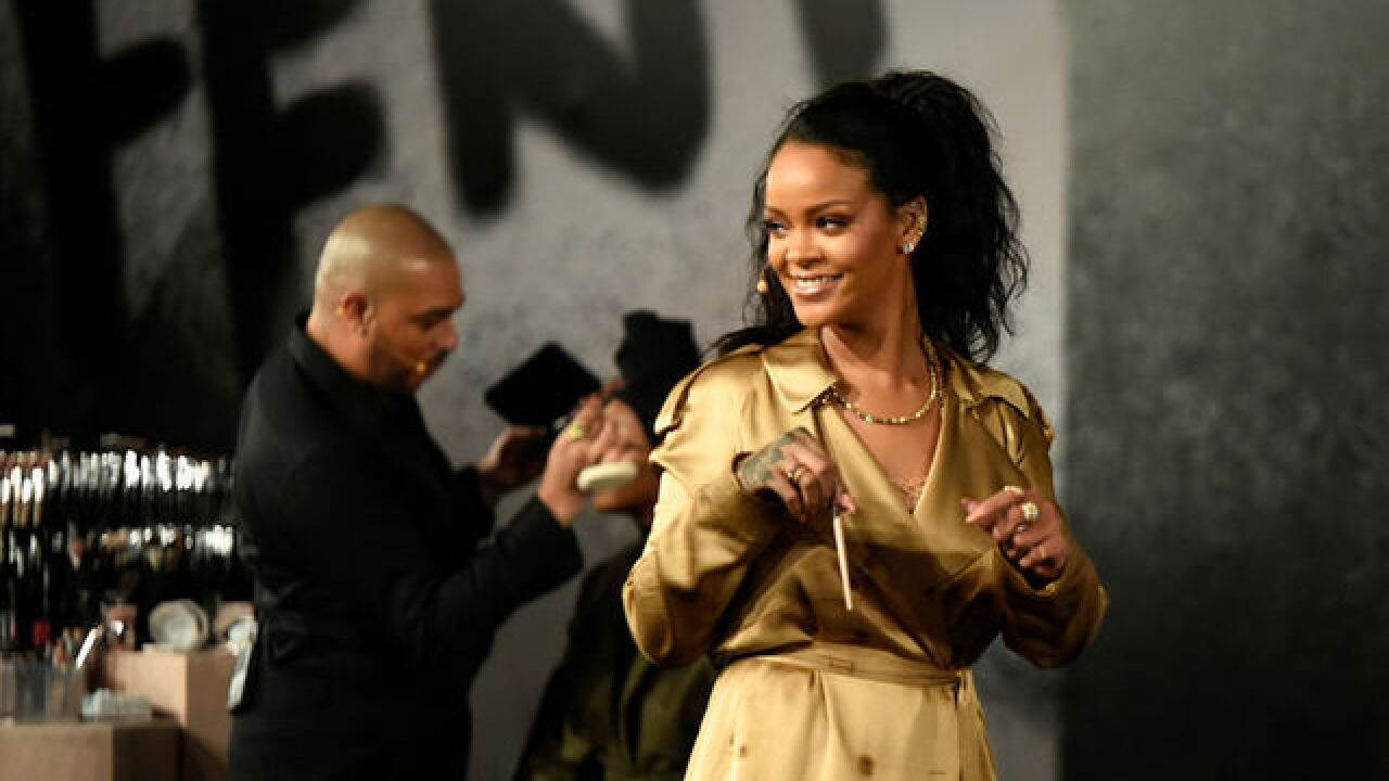 Burglars hit homes of Rihanna, other celebrities based on social media, police say