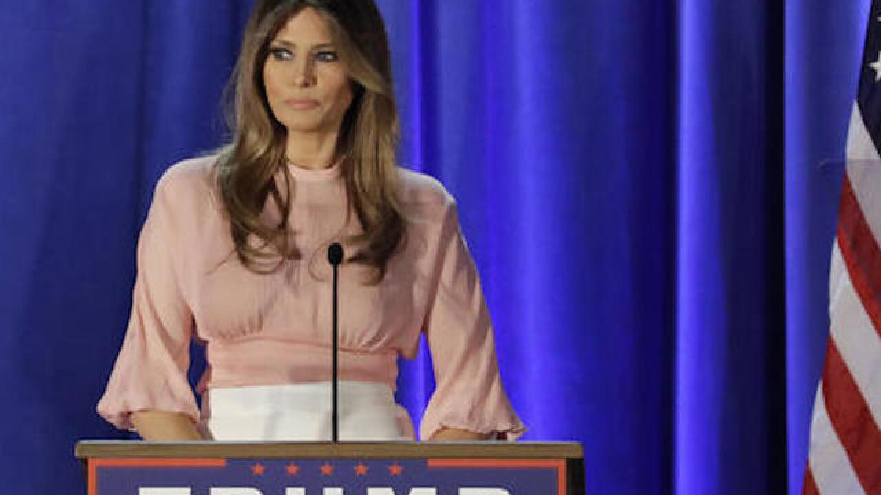Daily Mail pays Melania Trump $2.9 million to settle lawsuit