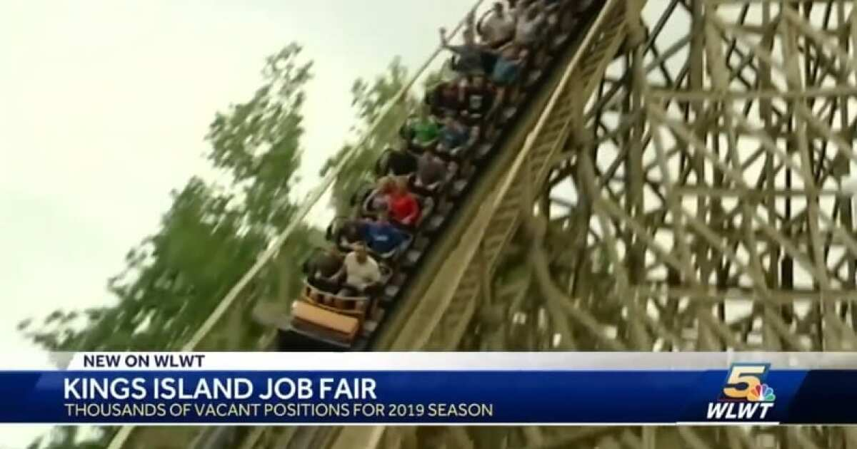 Kings Island Needs To Staff 5,000 Positions Before Opening Day