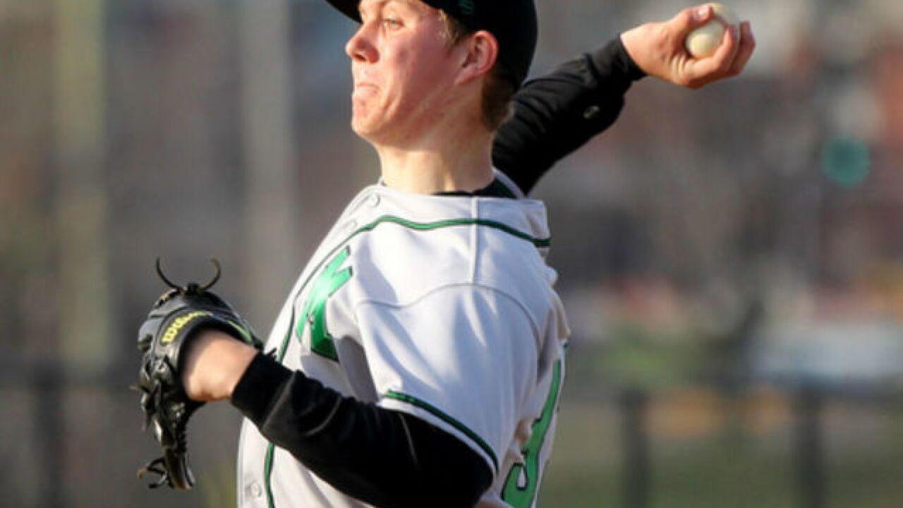 Mason pitcher a natural fit for UC baseball