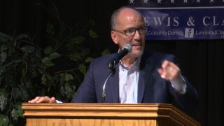 DNC chair Perez: Democrats' message can resonate in Montana elections