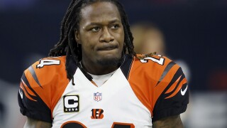 Bengals decline option on Adam Jones' contract