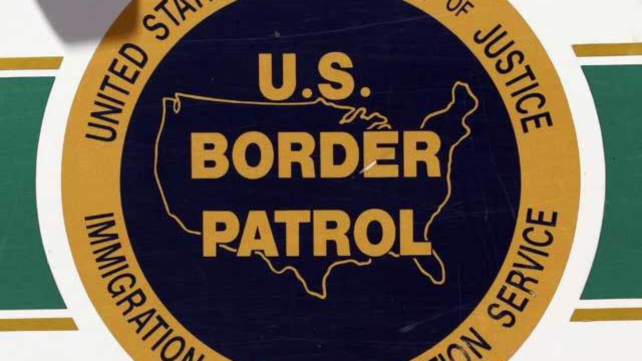 Border Patrol agent assaulted by three men who climbed the US-Mexico border fence