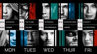 The CW 2018 Midseason ScheduleUpdate