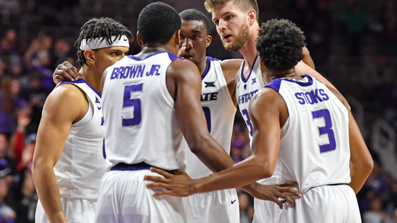 Igbanu helps Tulsa top No. 16 Kansas State 47-46