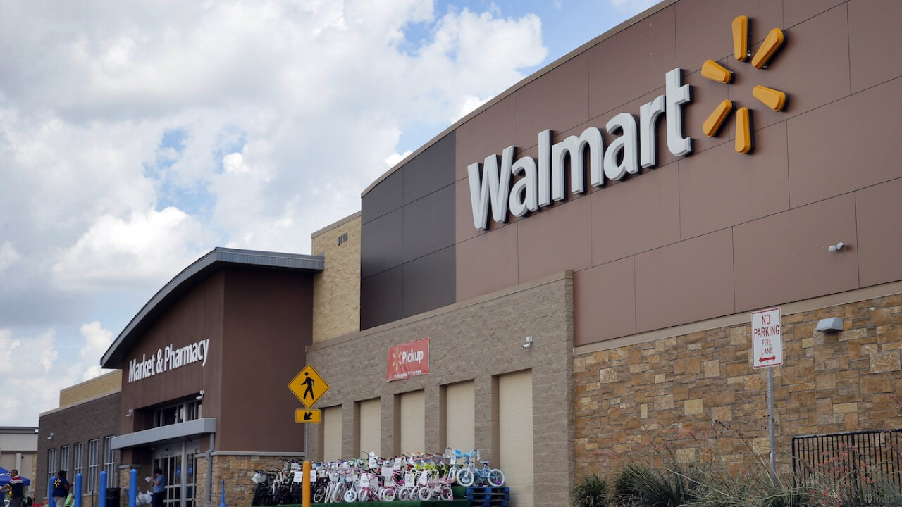 Walmart sets goal to eliminate emissions from operations by 2040