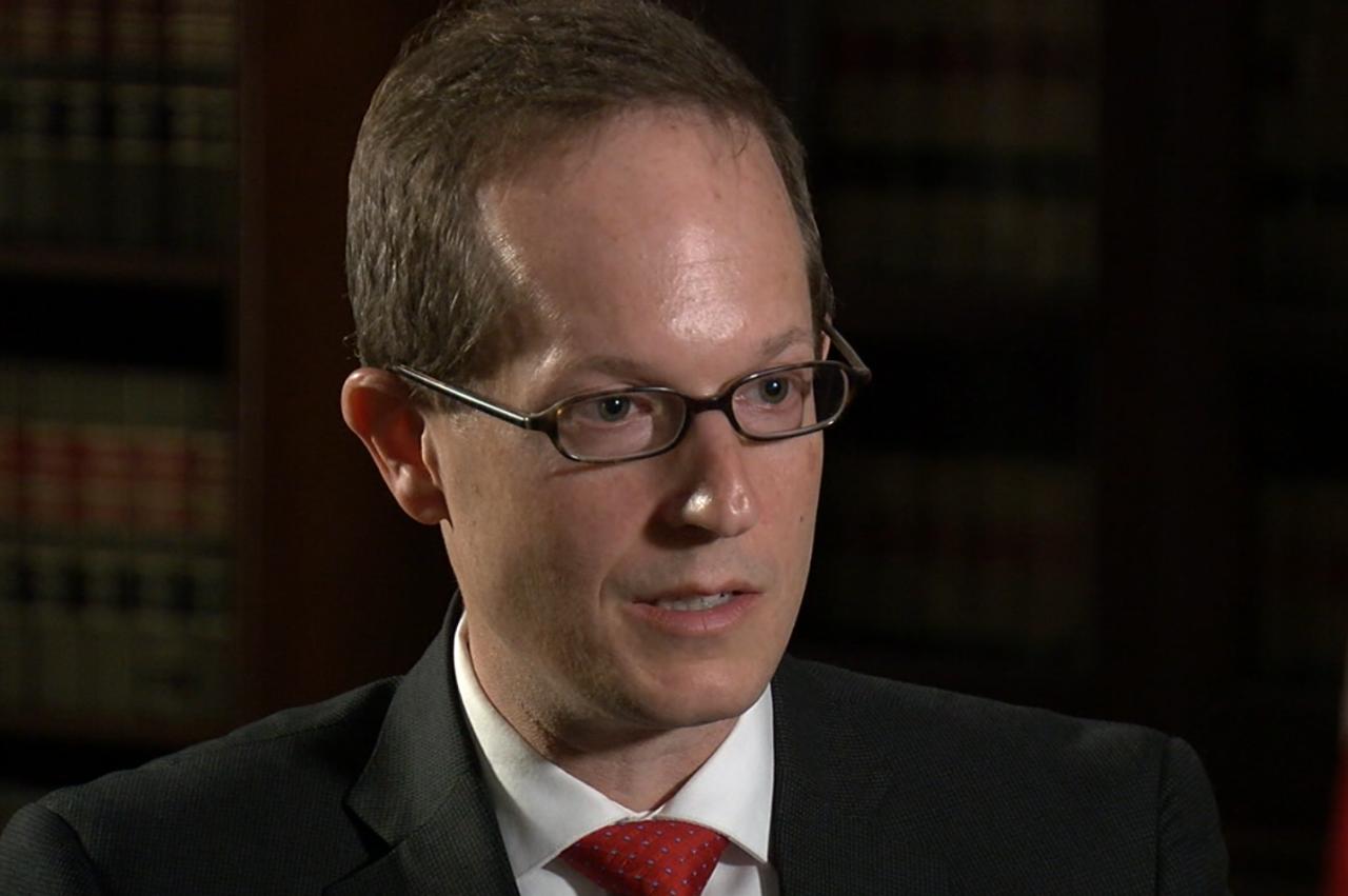 United States Attorney Ben Glassman