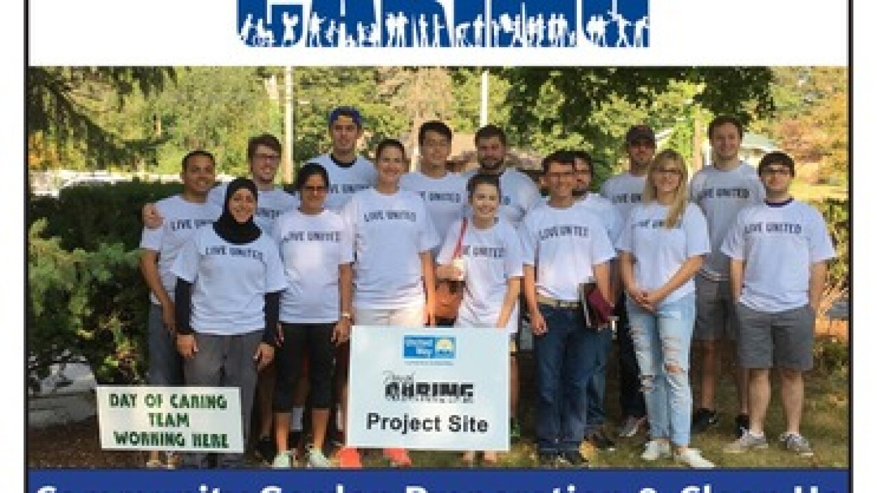 United Way Community Day of Caring: Volunteers Wanted
