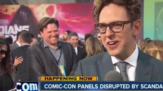 Marvel director fired for controversial tweets
