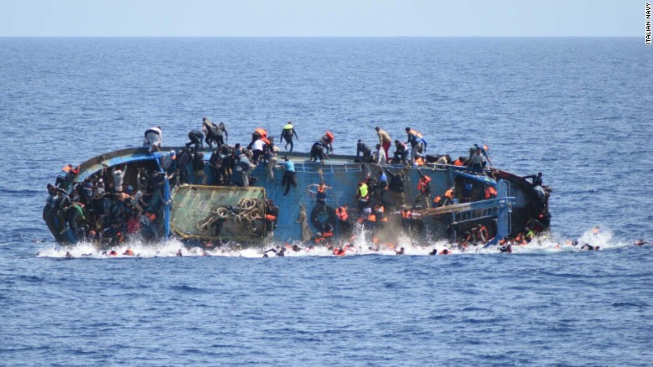 700+ migrants missing or feared dead in Mediterranean shipwrecks