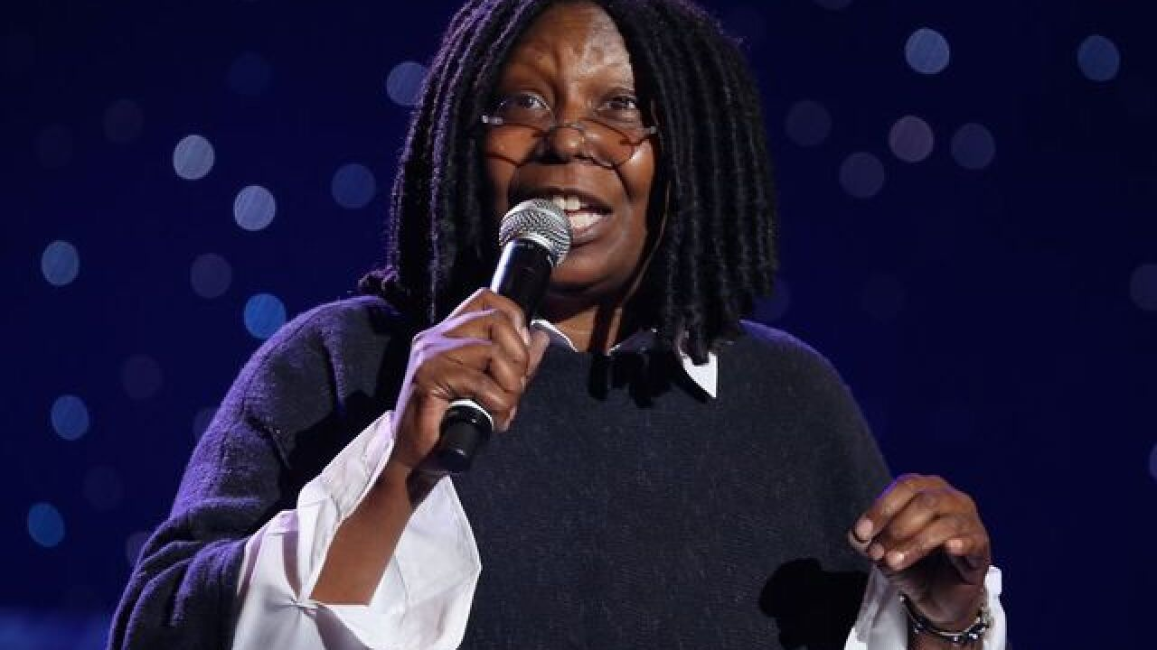 CONCERT ALERTS: Whoopi Goldberg, Dancing with the Stars