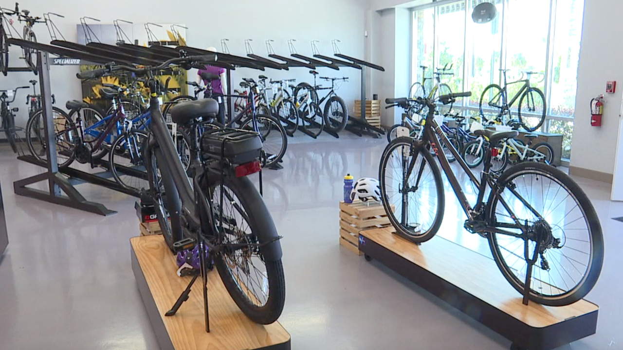 Paradise Bicycles in Fort Myers
