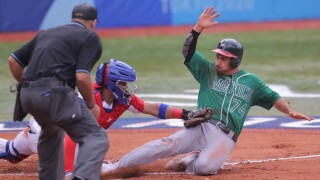 Dominican Republic pitches shutout against Mexico
