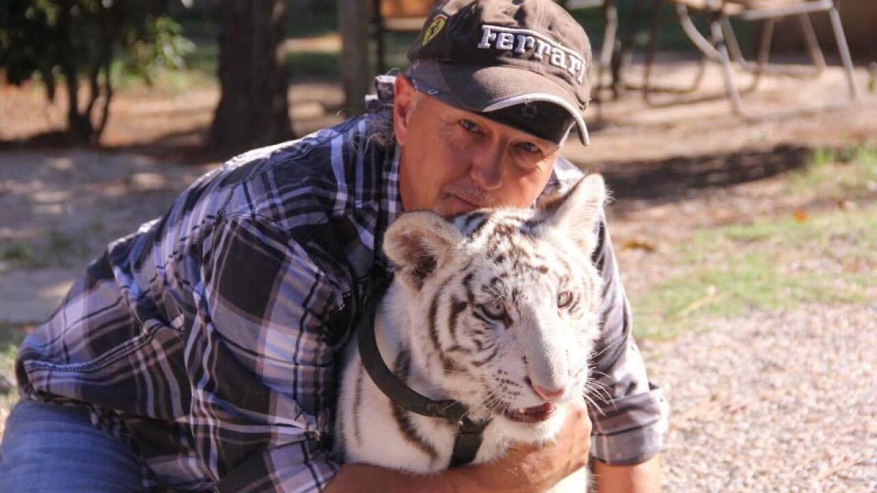 Tiger King's Jeff Lowe is still a wanted man in Las Vegas