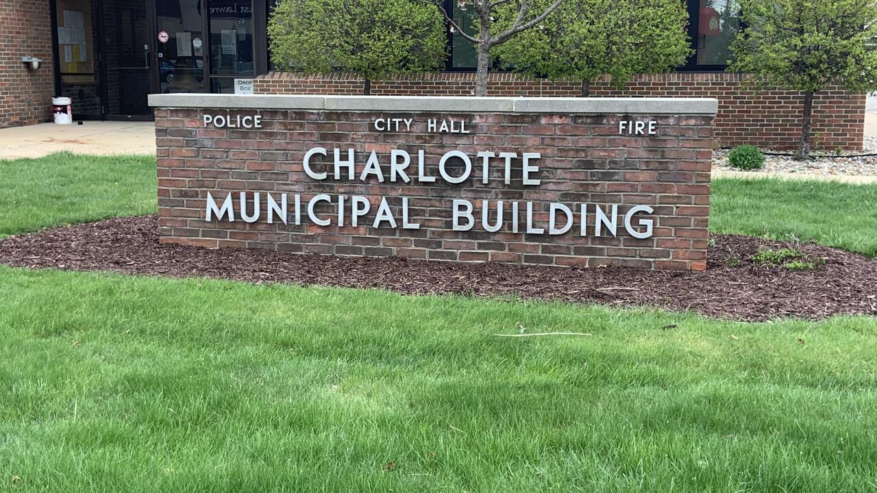 Charlotte Municipal Building