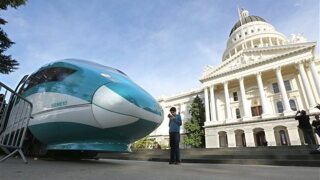 Proposed California initiative seeks to end high-speed rail