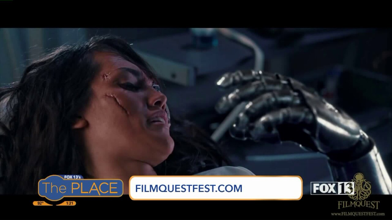 A film festival that's a little horror, sci-fi, fantasy andbeyond!