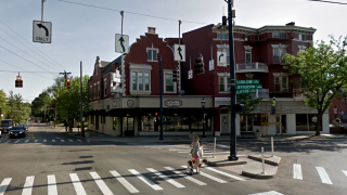 WCPO clifton and ludlow intersection.png