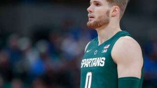 No. 10 Michigan State holds off Florida late