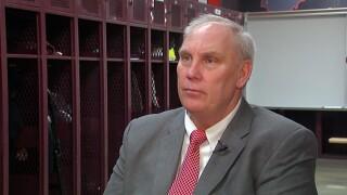 OHSAA Executive Director Jerry Snodgrass