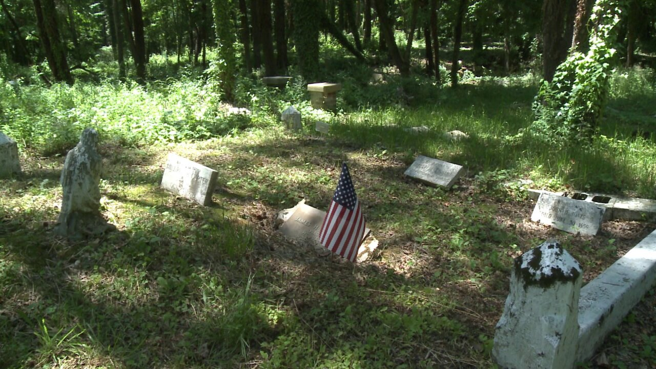 How restoring historic cemeteries can shed light on forgotten forefathers