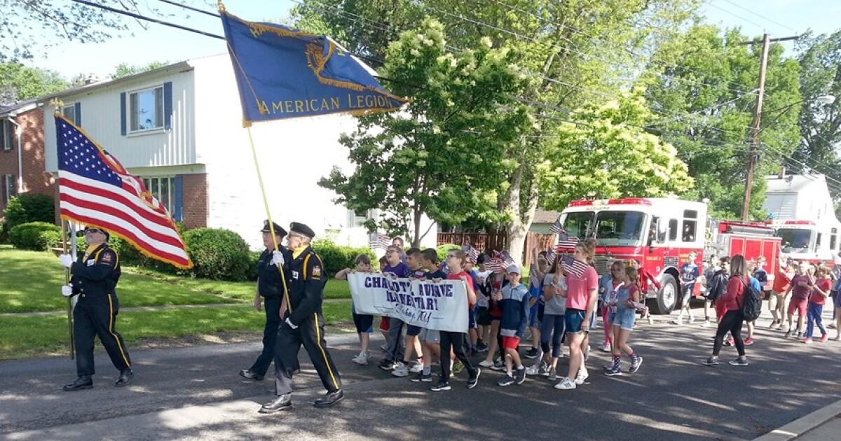 GALLERY: Western New York celebrates Flag Day