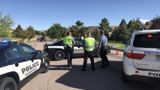 Child hit by car in Colorado Springs